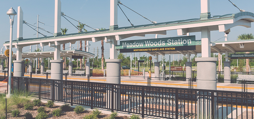 Meadow Woods Station
