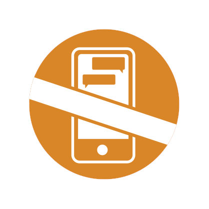 Avoid Distractions - icon